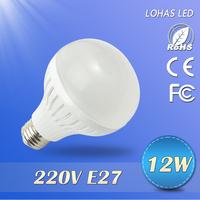 10pcs 120 Degree led bulb e27 3W 5W 7W 9W 12W warm white cold white 110V/220V  led Light led lamp110V/22OV led spotlight bulb