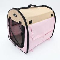 Outdoor Pet Tent Dog Bag Carrier Puppy Crate Pet Products Manufacturer Factory Direct Selling