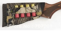 New Allen Shotgun  Cover Holds 4 Shotshells Mossy Oak Break-Up  Free Shipping