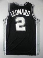 2014 Mens Cheap San Antonio #2 Kawhi Leonard Black/Camo Basketball Sports Jersey.Embroidery Name Logo