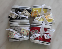 Bjd doll shoes msd 4 cotton-made shoes canvas shoes for 1/4 bjd doll