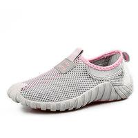 Unisex Summer Breathable Mesh Men Water Walking Shoes Sport Women Outdoor Shoes Sapatos Espadrilles