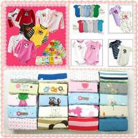 5pcs/lot Cartoon Long&Short sleeve coveralls roupas de bebe baby Infant romper newborn baby boy girl jumpsuit clothing bc005