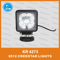 Factory Wholesales truck sale led working lights 27W KR4273