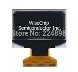 1.3 inch White OLED Screen SH1106 Drive IC 128*64 Dot Matrix I2C/SPI/Parallel Interface(China (Mainland))