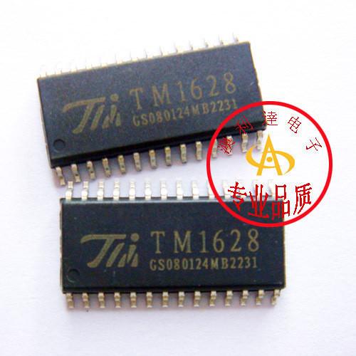TM1628 SOP-28 LED display IC(China (Mainland))