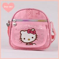 KT7913 Lovely Hello Kitty Children Cartoon School Bag Kids Book Bags Retail,Wholesale,Drop Shipping