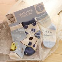 2014 spring Autumn  baby cartoon cotton socks 3 sizes socks children socks brand style