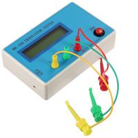 Free shipping,MK-168 transistor tester \ RLC meter \ ESR meter