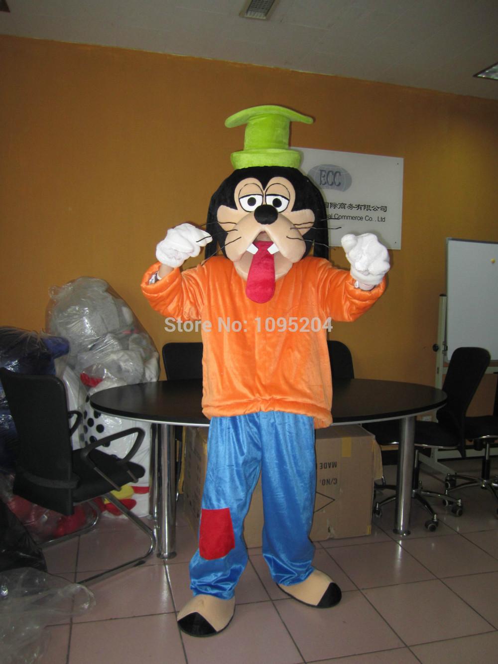 Goofy Costume Adults Adult Goofy Mascot Costumes