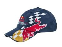 F1 Racing Driver Cap dark blue color baseball cap adjustable classic model cotton top quality free shipping