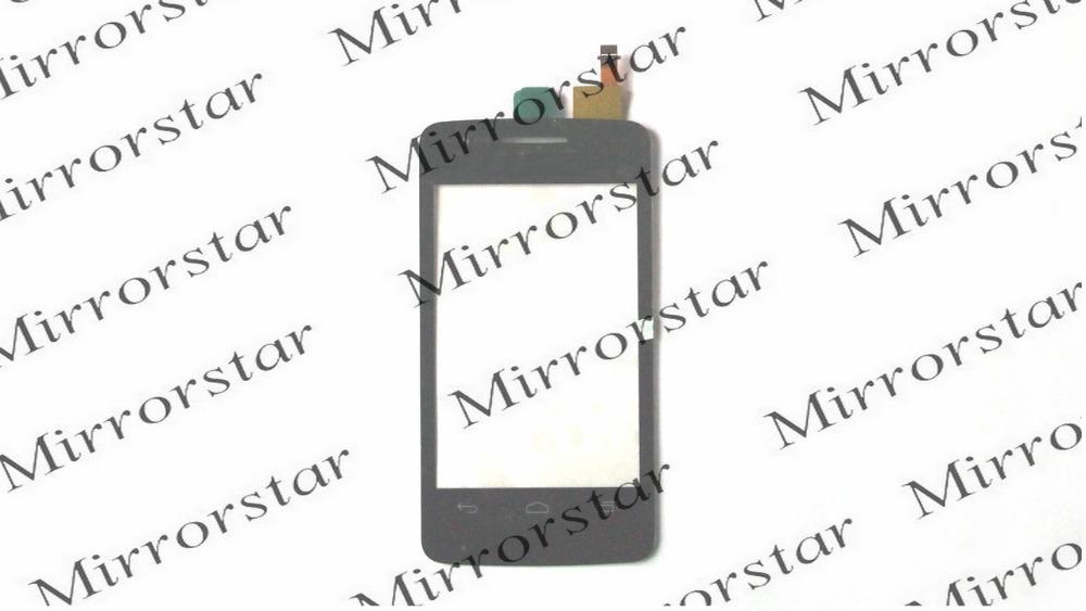 Новый цифровой преобразователь сенсорный экран для Alcatel S'Pop OT Touch 4030D OT-4030D телефон черный