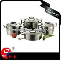 8pcs Hot Sale Stainless Steel Casserole sets