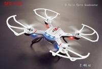Free shipping Remote control RC Quadcopter with camera drone Quadrocopter quad copter UFO helicopter  UDI 818A VS syma x5c FSWB