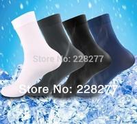 Free Shipping 60pcs=30 pairs/lot  Men's Socks, thin for summer spring,2014 new, man soks sox stocking,silk, cheap