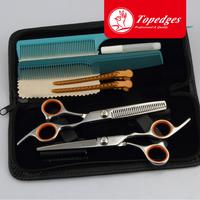 High quality scissors Made of Japanese JP420 steel professional hair cutting scissors