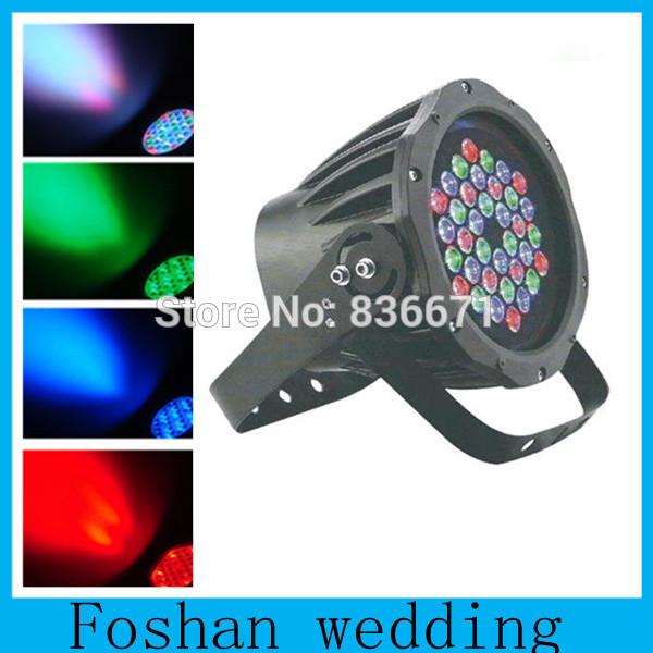 Free Shipping,RGB LED 512dmx control spot light,led disco sound control exhibition par light,colour change spot led(China (Mainland))
