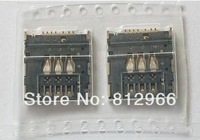 5pcs/lot, original and new Sim Card Reader holder socket slot  for Motorola MOTO G XT1032 XT1033 XT1035.free shipping