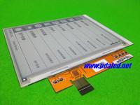 "100% Original ED060SC4 ED060SC4(LF) 6"" e-ink/ebook LCD screen for Amazon kindle 2 II PRS500/600/700 / E-ink screen free shipping"