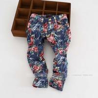 Wholesale 5pcs/lot  fashion girls demin jeans pants , children jeans, good quality