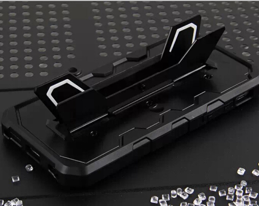 For Apple iPhone 6 4.7 6 plus 5.5 Smart Phone Case Plane Kickstand Holder Shockproof Heavy Duty Hybrid Armor Hard Impact Cover(China (Mainland))