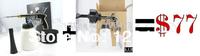 k101 japanese stainless pusle Tornador gun(1pcs)+1pcs k103foam gun/manual pressure washer/car wash/foam lance/car washer(1set)