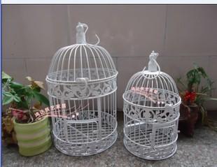 Online kopen wholesale grote antieke vogelkooi uit china grote antieke vogelkooi groothandel - Decoratie kooi ...