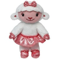 "Free shipping Ty Doc McStuffins doll plush toys, Lambie 6"" sheep cute plush stuffed animals,kids toys for girls"