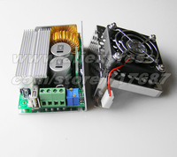 DC-DC Converter Step-down Module DUAL BALL BEARING FAN 4-30V to0.8-28V MAX12A Constant Current Constant Voltage Battery Charging