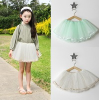 5pieces/lot elegant Lace Summer Girls Kids TUTU Skirts Baby Wear, QJ