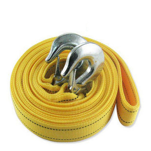 Super thick double-layer 4 meters fluorescence strength tow rope load of 5 tons(China (Mainland))