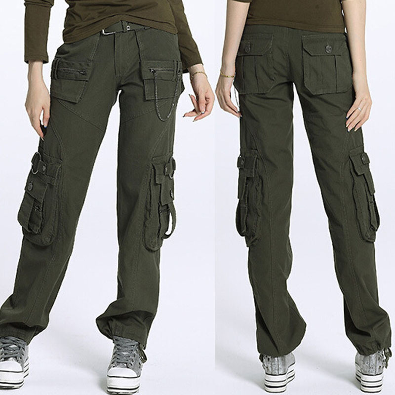 Luxury 61 Off Red Camel Pants  Womens Military Olive Green Cargo Pants From