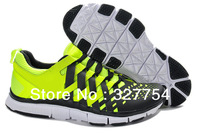 New Style Hand-woven running shoes  for man's Genuine Leather sports shoes 21 color size 7-10 free shipping