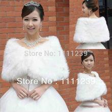 2014 venta caliente Color de imagen sin mangas de alta Quanlity Piel Boleros de boda Chaquetas nupciales libremente Shipping DS0229(China (Mainland))