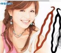 Ball head hair maker magic sticks pattern multifunctional hair accessory
