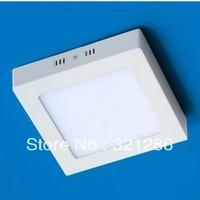 LED surface mounted panel light ultra thin LED outer panel lighting LED square ceiling light AC85-265V