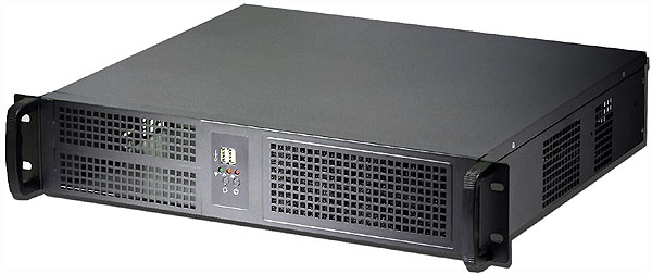 Server short Chassis 38cm 2u industrial computer case(China (Mainland))
