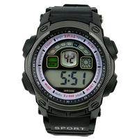 50m Waterproof Sports Watch for Men/Xinjia Brand Men's Silicone Strap LED Digital Wrist Watches 2014 New Clock Hours XJ848