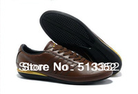 Free shipping 2014 spring and summer new brand of high -quality men's genuine leather Sneakers