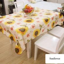 wholesale pvc free tablecloth