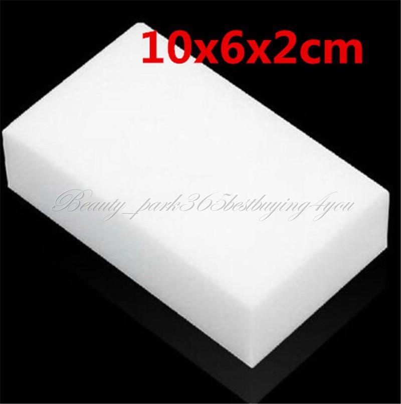 100x Cleaning Magic Sponge Eraser Melamine Cleaner Multi-functional Foam White Factory Wholesale 01-0099(China (Mainland))