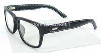 Retail Bag And Cloth Wayfarer 5184 Style Design Good quality Optical Glasses Distinctive  Imitation Leather Wrap Legs Glasses