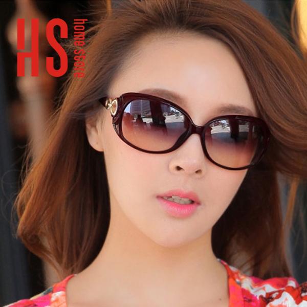 Sunglasses Women Brand Designer 2014 Luxury, Ladies Polarized Glasses, Free Shipping With Case(China (Mainland))