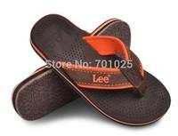 Summer male breathable platform flip flops beach slipper slip-resistant flip male sandals slippers male