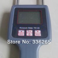 Free Shipping TK100 Digital Multifunctional Moisture Meter Tester 0-60%