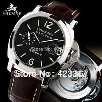 2015 Sale Men Watches New Mens Automatic Self-wind Watch Mechanical Luminous Switzerland Brand Calendar Army Military Luxury