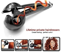 Free  Drop Shipping via express Hair Curler/Roller Miracurl Curling Salon Hair Iron Machine Pro Perfect Curl Stylist Tools baby