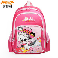 Free shipping 2014 new designer brand fashion high quality boy & girl children backpacks cartoon bag student school backpacks