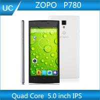 ZOPO ZP780 MTK6582 Smart Phone Quad Core 1.3Ghz 5.0 inch IPS Capacitive Multi-touch Screen 1GB RAM 4GB ROM 8MP Rear Camera