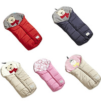 2014 New Arrival Baby Multifunctional Sleeping Bag Holds Baby Blankets Style Stroller Sleeping Bag Envelope For Newborns